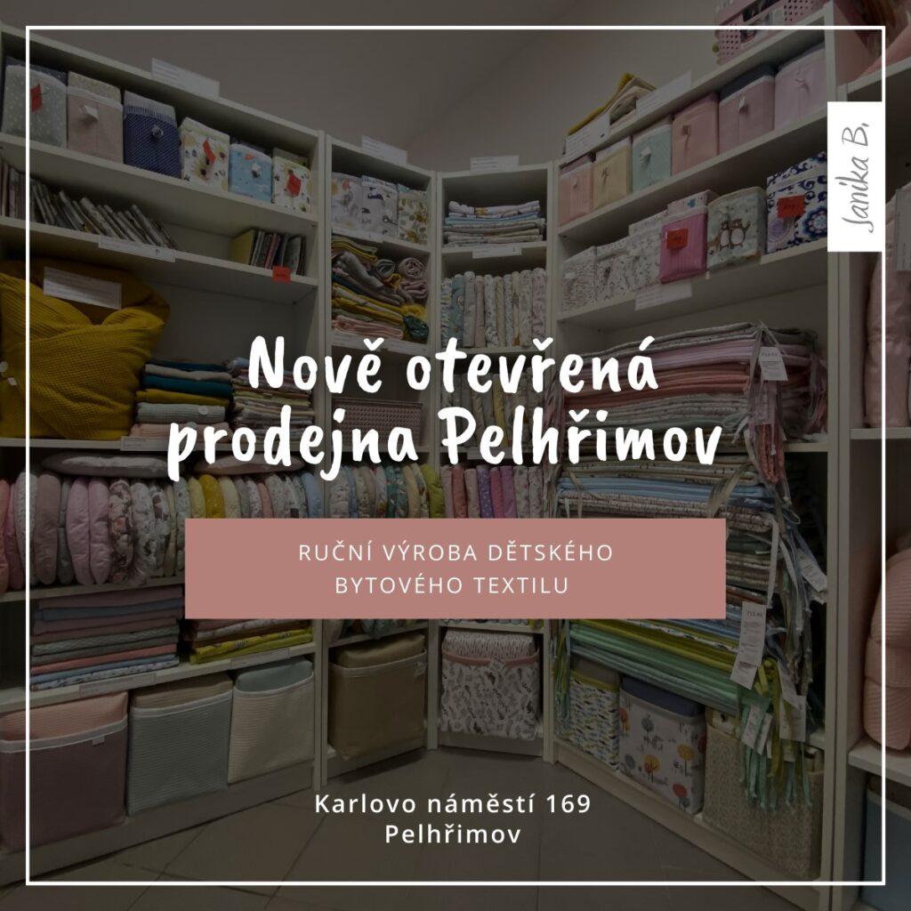 Prodejna Pelhřimov