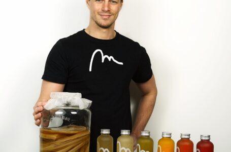 Zdravé nápoje z houby – MAGU